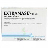 Extranase 900 Nk, Comprimé Enrobé Gastro-résistant à CUISERY