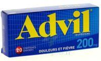 ADVIL 200 mg, 20 comprimés enrobés B/20 à CUISERY