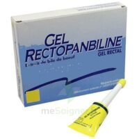 GEL RECTOPANBILINE, gel rectal à CUISERY