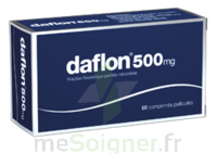 DAFLON 500 mg Comprimés pelliculés Plq/60 à CUISERY