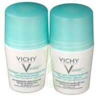VICHY TRAITEMENT ANTITRANSPIRANT BILLE 48H, fl 50 ml, lot 2 à CUISERY