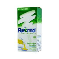 FLUVERMAL 2 % Susp buv Fl/30ml à CUISERY