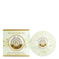 ROGER GALLET Savon Frais Parfumée Thé Vert Boîte Carton à CUISERY