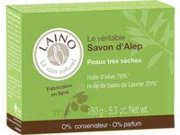 LAINO LE VERITABLE SAVON D'ALEP 150G à CUISERY