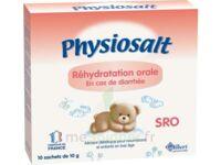 PHYSIOSALT REHYDRATATION ORALE SRO, bt 10 à CUISERY