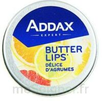 ADDAX BUTTER LIPS DELICES AGRUMES à CUISERY