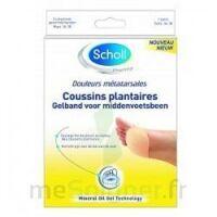 Scholl Coussin Plantaire Douleurs Métatarsales T2 à CUISERY