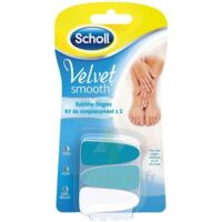 Scholl Velvet Smooth Ongles Sublimes kit de remplacement à CUISERY