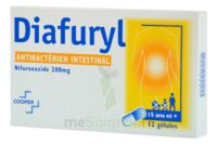 DIAFURYL 200 mg, gélule à CUISERY