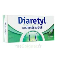 DIARETYL 2 mg, gélule à CUISERY