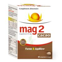 MAG 2 CACAO, fl 60 à CUISERY