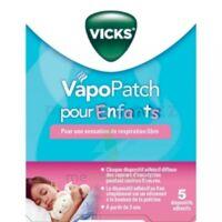 VICKS VAPOPATCH ENFANTS à CUISERY