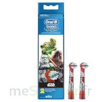 Oral-b Stages Power Star Wars 2 Brossettes à CUISERY