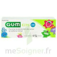 GUM KIDS DENTIFRICE, tube 50 ml à CUISERY