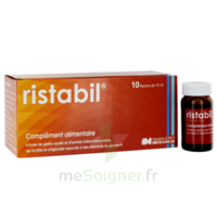 Ristabil Anti-Fatigue Reconstituant Naturel B/10 à CUISERY