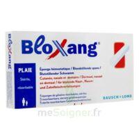 BLOXANG Eponge de gélatine stérile hémostatique B/5 à CUISERY
