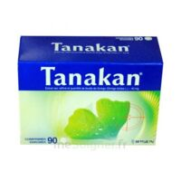 Tanakan 40 Mg, Comprimé Enrobé Pvc/alu/90 à CUISERY