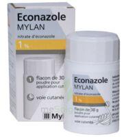 ECONAZOLE MYLAN 1 % Pdr appl cut Fl/30g à CUISERY