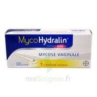 MYCOHYDRALIN 500 mg, comprimé vaginal à CUISERY