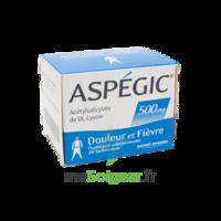 ASPEGIC 500 mg, poudre pour solution buvable en sachet-dose 20 à CUISERY