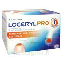 LOCERYL 5 % V ongles médicamenteux Fl/2,5ml+10 spatules à CUISERY