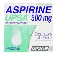 Aspirine Upsa 500 Mg, Comprimé Effervescent à CUISERY