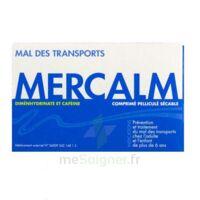 MERCALM, comprimé pelliculé sécable à CUISERY