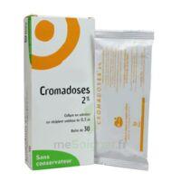 Cromadoses 2 Pour Cent, Collyre En Solution En Récipient Unidose à CUISERY
