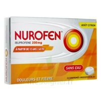 NUROFEN 200 mg, comprimé orodispersible à CUISERY