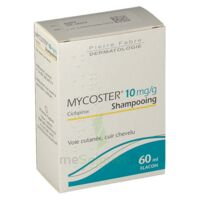 Mycoster 10 Mg/g Shampooing Fl/60ml à CUISERY