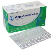Aquarest 0,2 %, Gel Opthalmique En Récipient Unidose à CUISERY