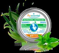 Puressentiel Respiratoire Gommes Menthe-eucalyptus Respiratoire - 45 G à CUISERY