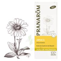 PRANAROM Huile de macération bio Arnica 50ml à CUISERY
