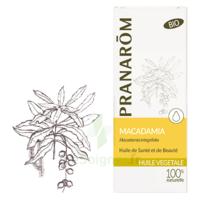 Pranarom Huile Végétale Bio Macadamia 50ml à CUISERY