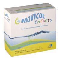 MOVICOL ENFANTS, poudre pour solution buvable en sachet-dose à CUISERY