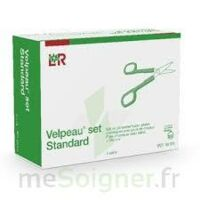 Velpeau Set Standard set de pansement pour plaies chroniques avec paire de ciseaux à CUISERY