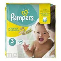 Pampers New Baby T3 - 5-9kg à CUISERY