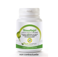 Nutravance Stressregul 60 gélules à CUISERY