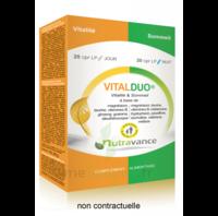 Nutravance Vitalduo 20+20 comprimés à CUISERY