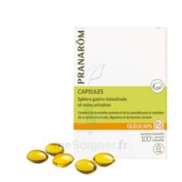 PRANAROM OLEOCAPS 2 Caps confort gastro-intestinal à CUISERY