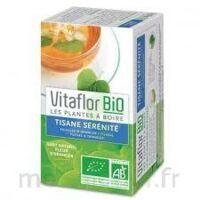 Vitaflor Bio Tisane Serenité à CUISERY