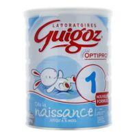Guigoz Optipro 1 Lait En Poudre B/800g à CUISERY