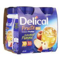 DELICAL BOISSON FRUITEE Nutriment pomme 4Bouteilles/200ml à CUISERY
