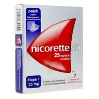 Nicoretteskin 25 Mg/16 H Dispositif Transdermique B/28 à CUISERY