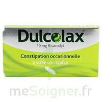 DULCOLAX 10 mg, suppositoire à CUISERY
