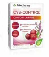 CYS-CONTROL ARKOPHARMA x 20 GELULES à CUISERY