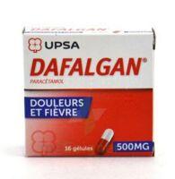 DAFALGAN 500 mg Gélules 2plq/8 (16) à CUISERY