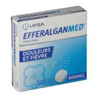 EFFERALGANMED 500 mg, comprimé effervescent sécable