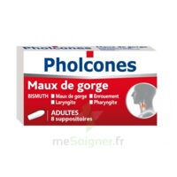 Pholcones Bismuth Adultes, Suppositoire à CUISERY