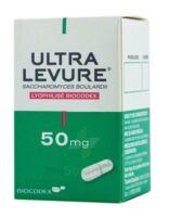 Ultra-levure 50 Mg Gélules Fl/50 à CUISERY